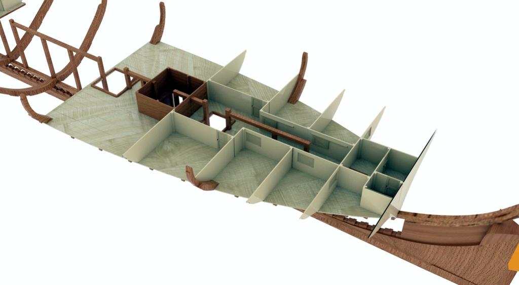 Mahonesa frégate- 34 canons1789 à 1:32 par A. Sorolla plans de Fermin Urtizberea - Page 3 Ma170629