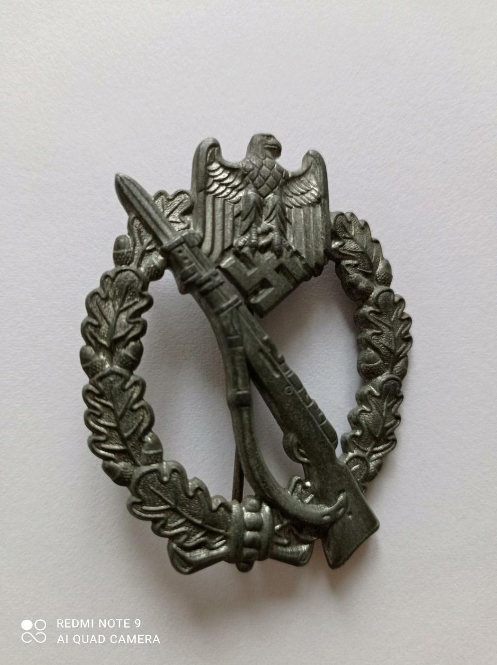 Insigne d'assaut d'Infanterie, fabricant ? Thumbn10