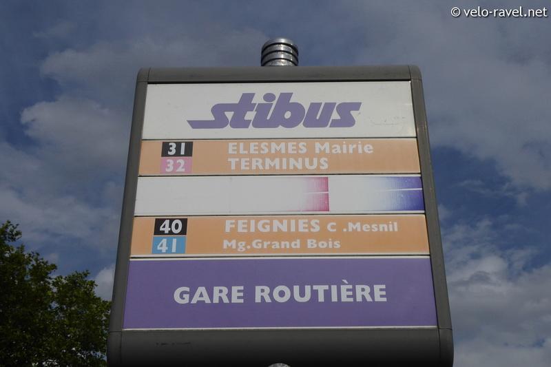Bus : France - Belgique (Mons-Maubeuge) 2017-010