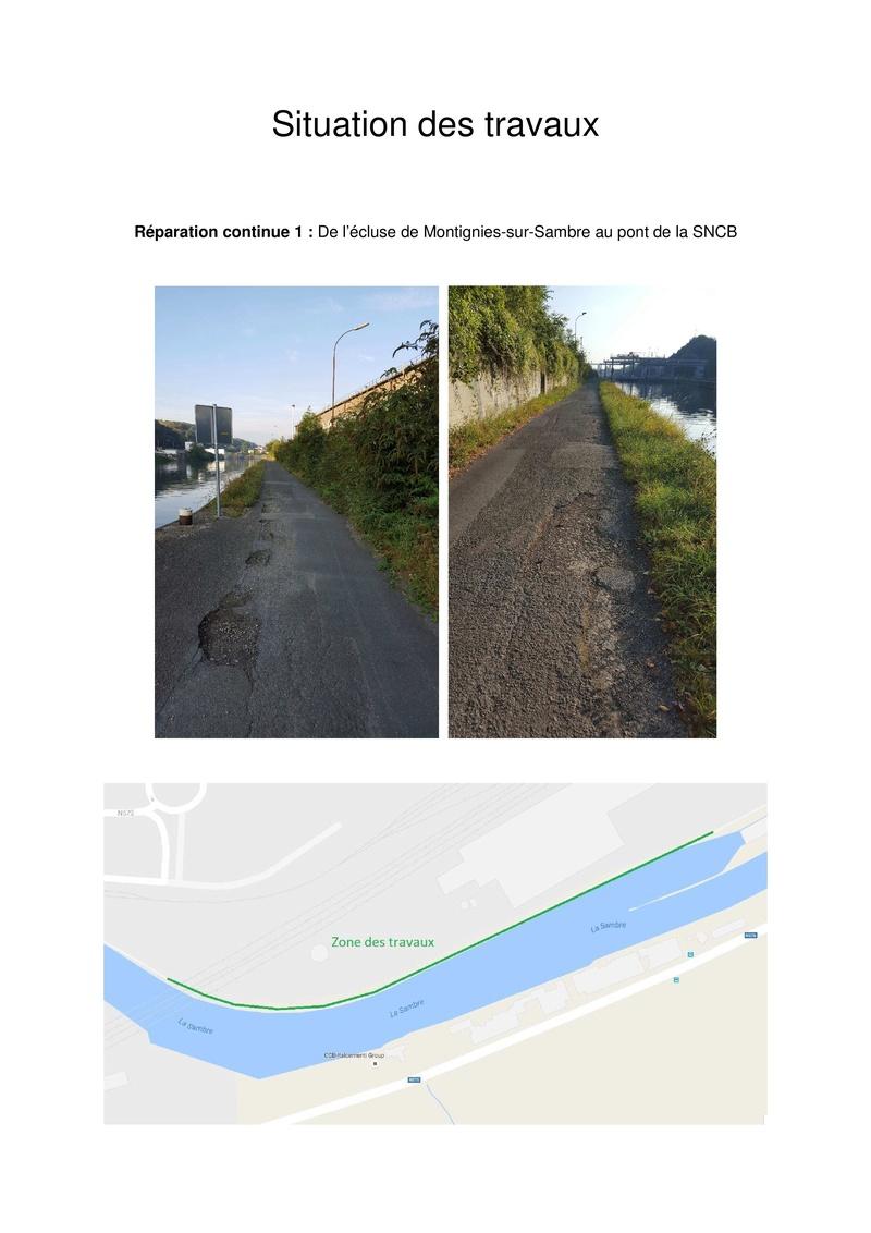 RAVeL 3 (Part 1) Erquelinnes - Marchienne-au-Pont - Eurovelo 3 - EV3 - Itinéraire n°6 - Page 2 40013510