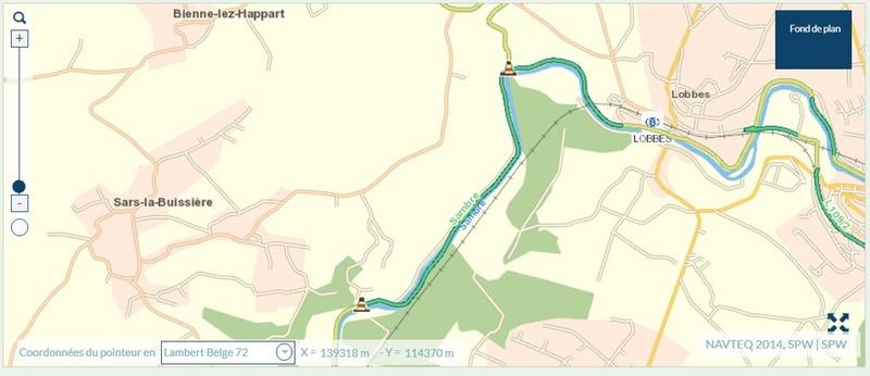 RAVeL 3 (Part 1) Erquelinnes - Marchienne-au-Pont - Eurovelo 3 - EV3 - Itinéraire n°6 - Page 2 Fontai10