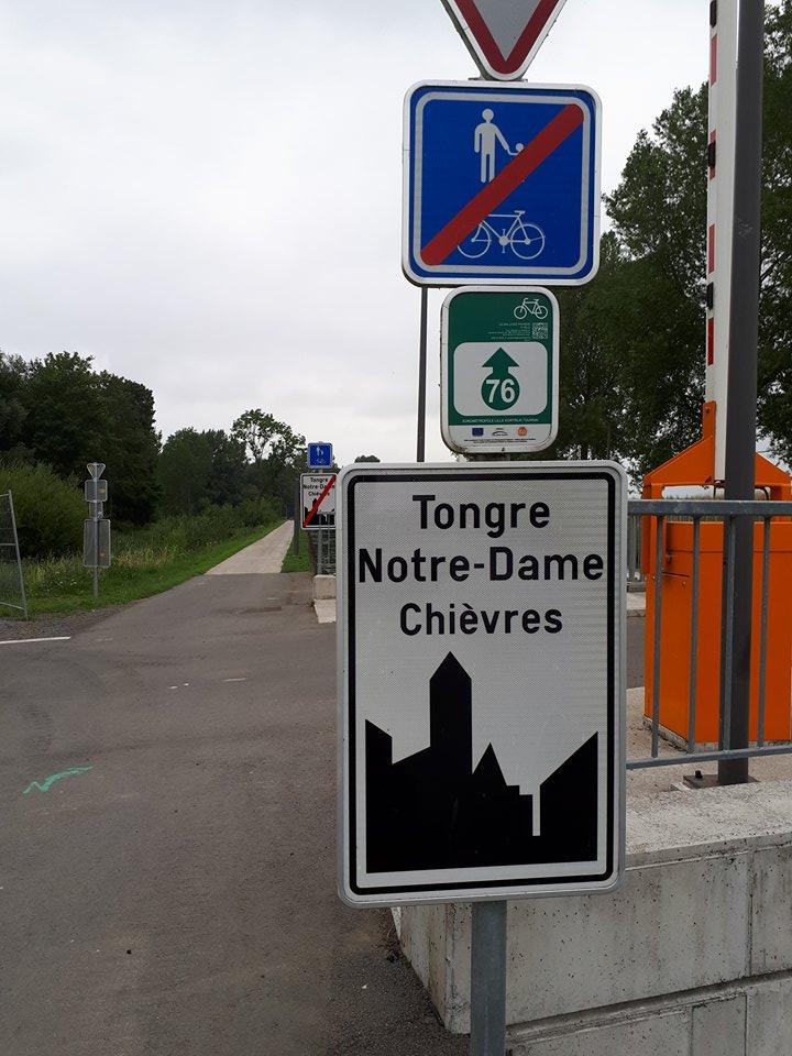 RAVeL 4 (part 03) Blaton - Ath - 02 Itinéraire N°1 - W1 - Entre Dendre et Hauts-Pays - Partie Ath - Blaton (ex RAVeL 4 Ath - Blaton) - Page 2 Tongre10