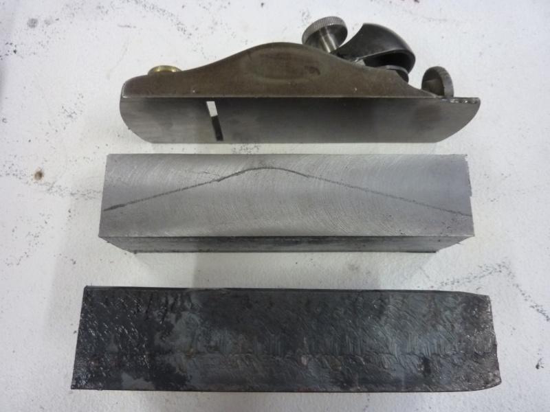 Mes créations de rabots en métal !! P1030050