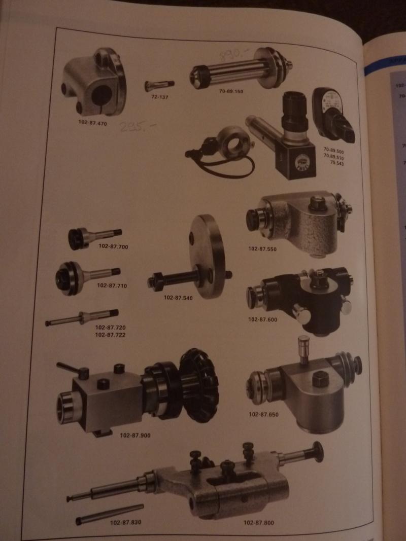 Tour Schaublin, la Rolls des petits tours ! - Page 6 P1030851