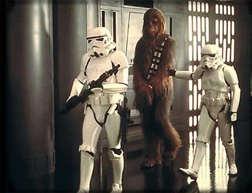 Sideshow - Chewbacca Premium Format Perso_10