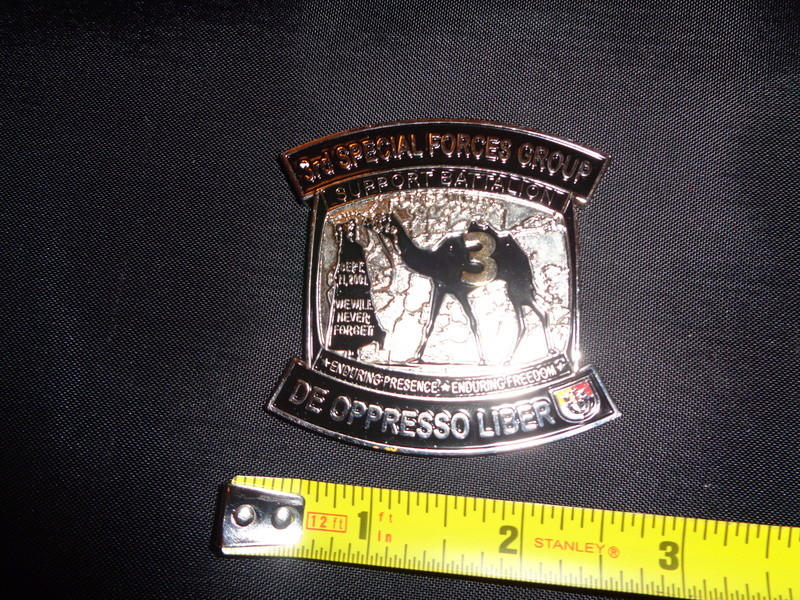 Myzone's thread of challenge coins - OEF OIF -  Dsc08511