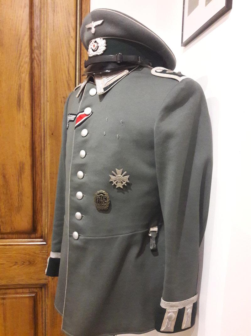 Mon Waffenrock Oberfeldwebel 20170813