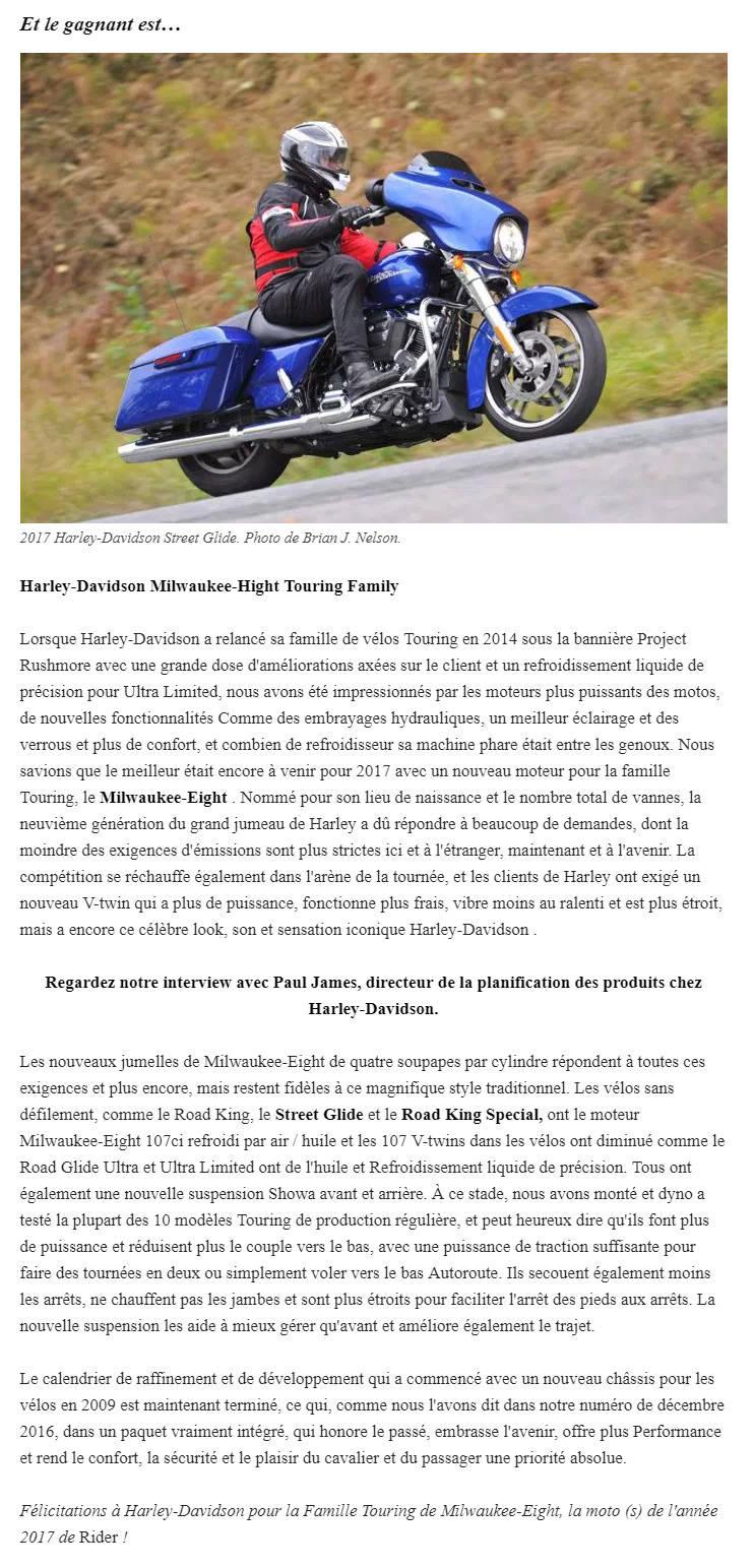 Rider magazine A15