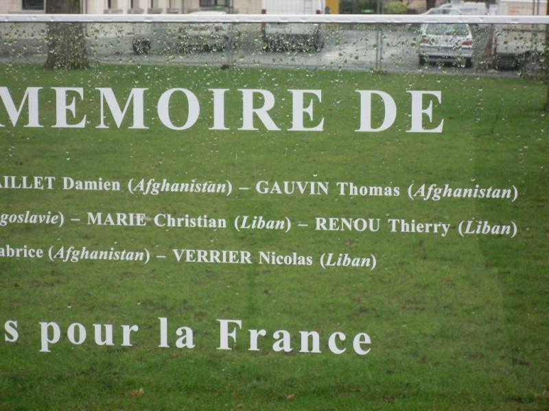 MÉMORIAL DU 1er R. C. P. à Pamiers (Quartier capitaine Beaumont.) Caen10