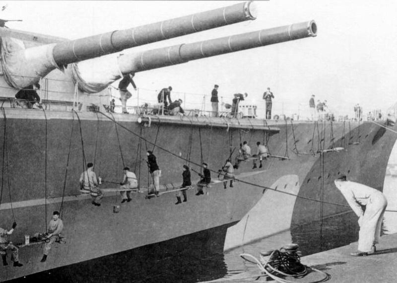 Grande grue 250 t port de Hambourg et Bismarck au 1/350 - Page 3 0420bi10