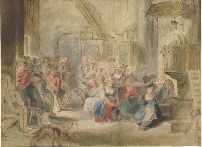 Structures et vie de l'Eglise au XVIIIe siècle 1630ca10