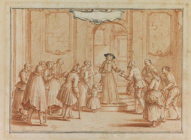 Structures et vie de l'Eglise au XVIIIe siècle Picart10