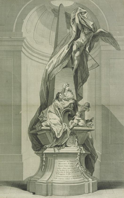 Structures et vie de l'Eglise au XVIIIe siècle - Page 5 Tombea10