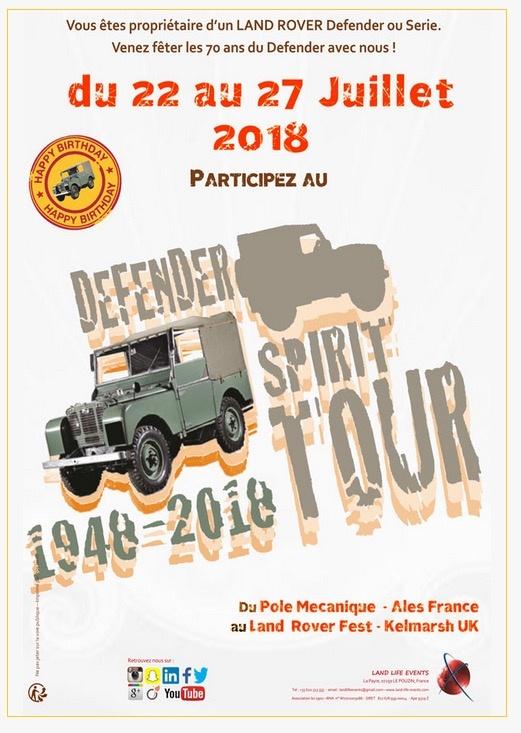 2018 07 22 au 27 Defender Spirit Tour ... 15019210