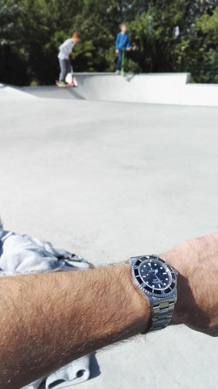 Votre montre du jour - Page 2 Skate10