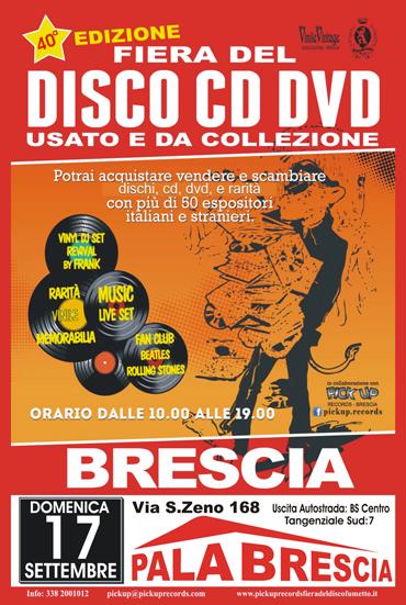 40° Fiera del disco, cd e dvd Palabr10