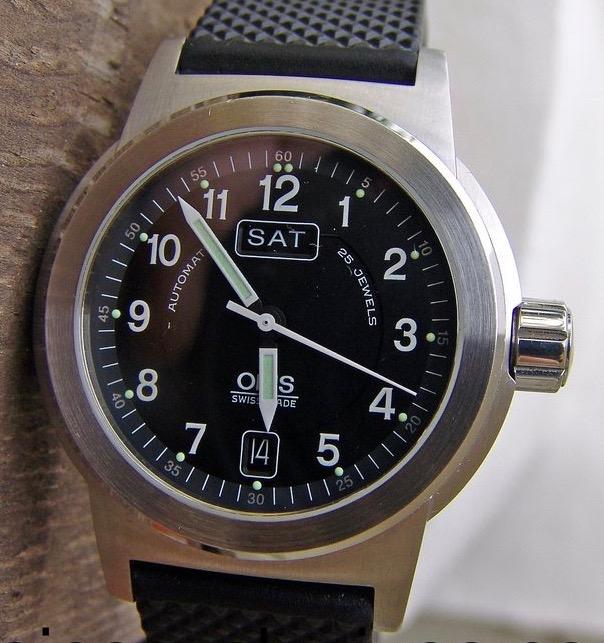 Oris : Une histoire, des montres, toujours mécaniques... 510