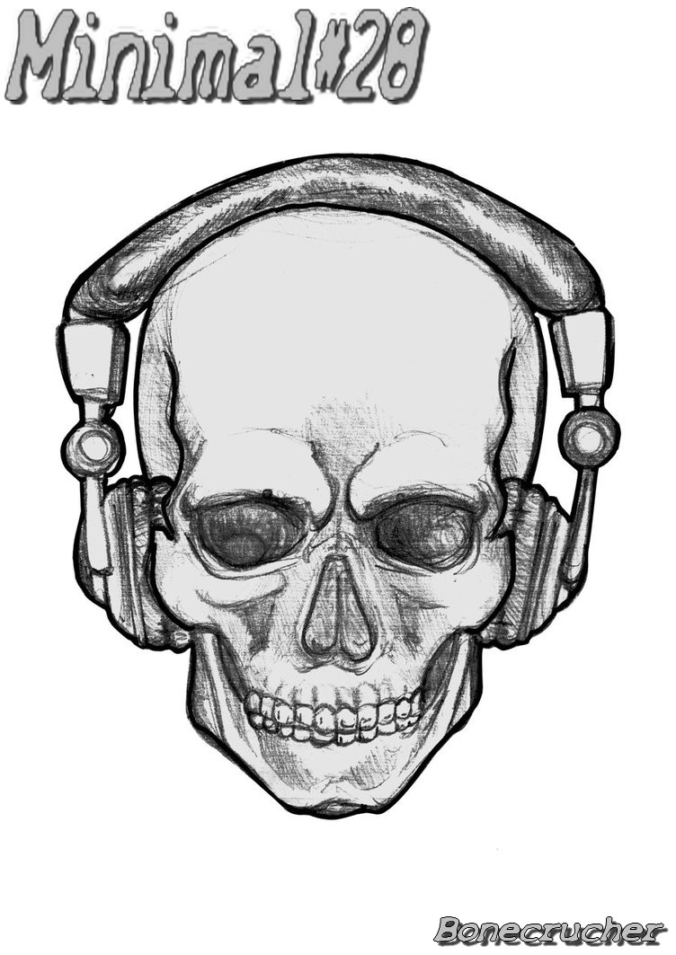 [MINIMALE-TECHNO] BONECRUCHER - Minimal#28 (2012) Headph11