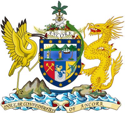 Insular Confederation of Ancora  Blason11
