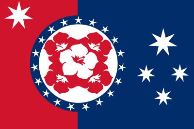 Insular Confederation of Ancora  Drapea15