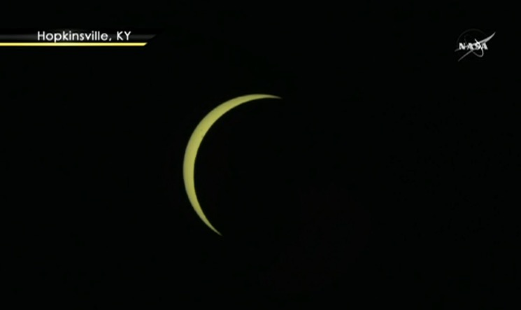 L'éclipse en direct Captur75