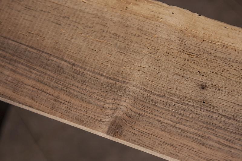 [Essence de bois] Énigme issue d'un lot de merisier 110