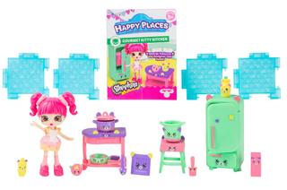 Les SHOPKINS & les HAPPY PLACES (poupées, petkins, playsets) 4_kitt13