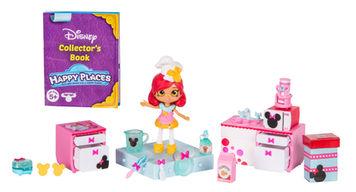 Les SHOPKINS & les HAPPY PLACES (poupées, petkins, playsets) 5_disn21
