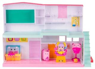 Les SHOPKINS & les HAPPY PLACES (poupées, petkins, playsets) School10