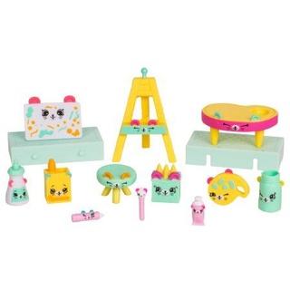 Les SHOPKINS & les HAPPY PLACES (poupées, petkins, playsets) School11