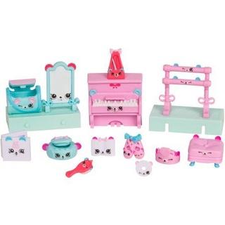 Les SHOPKINS & les HAPPY PLACES (poupées, petkins, playsets) School12