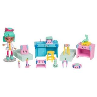 Les SHOPKINS & les HAPPY PLACES (poupées, petkins, playsets) School13