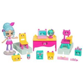 Les SHOPKINS & les HAPPY PLACES (poupées, petkins, playsets) School14