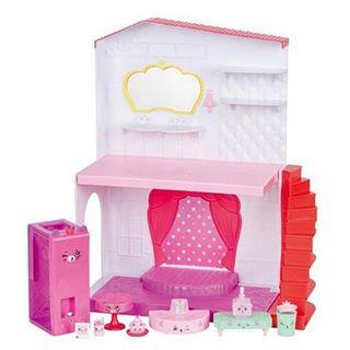 Les SHOPKINS & les HAPPY PLACES (poupées, petkins, playsets) School17