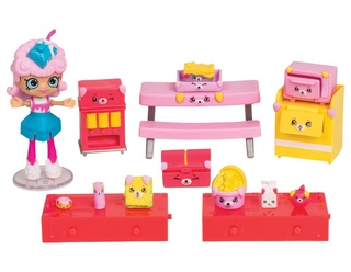 Les SHOPKINS & les HAPPY PLACES (poupées, petkins, playsets) School18