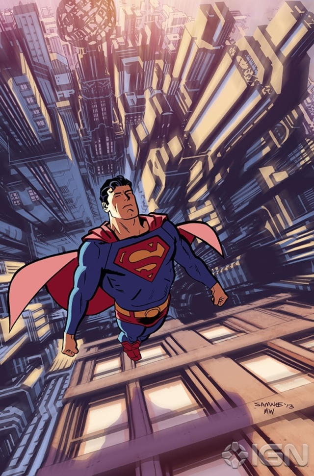Misc Superman comics (was 'Superman Beyond') Advofs10