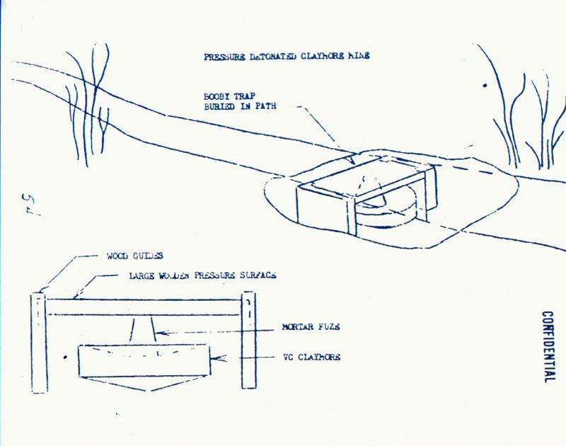 Les pièges en bambou Vietcong (Booby traps) partie 2 106a4010