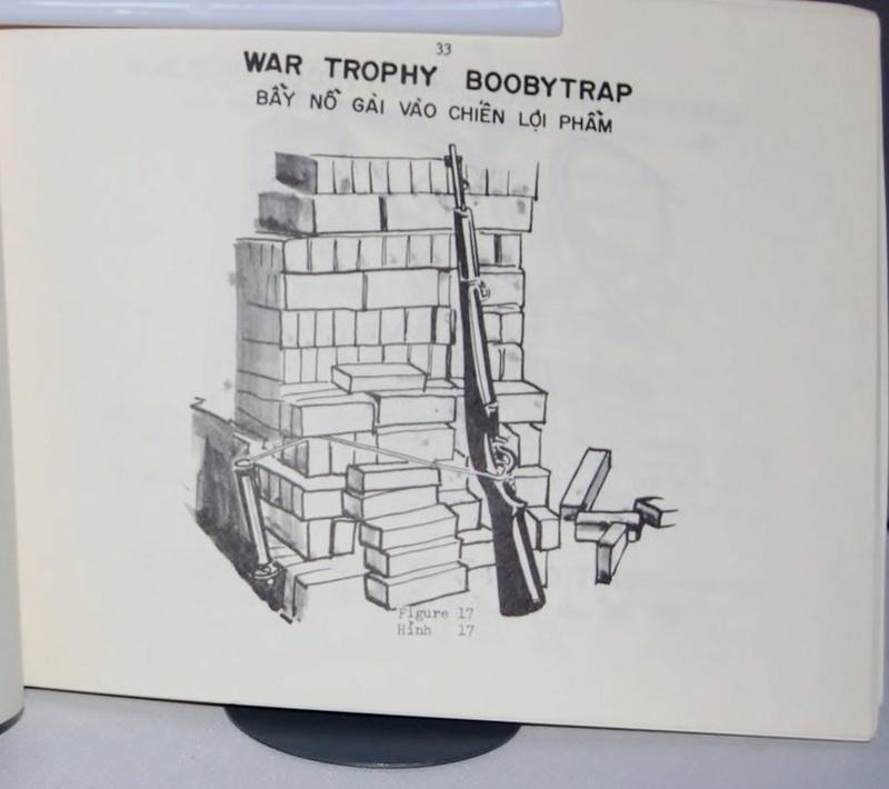 Les pièges en bambou Vietcong (Booby traps) partie 2 Cgb5b10