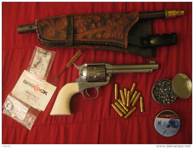 revolver brocock / LEP 416_0011
