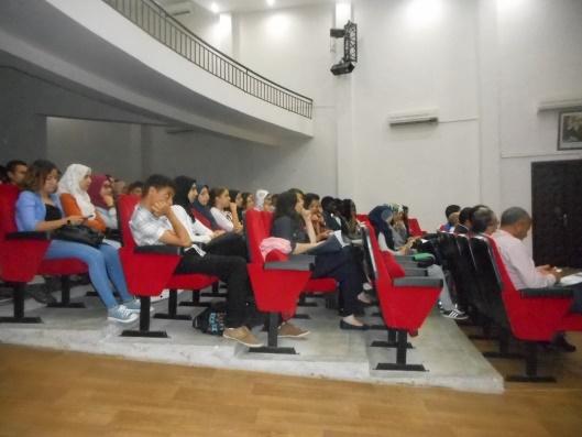 economie - Khalid Idrissi Kaitouni : L'économie marocaine, état des lieux et perspectives Dscn7512