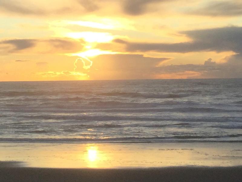 Oregon Beach Sunset Img_0815