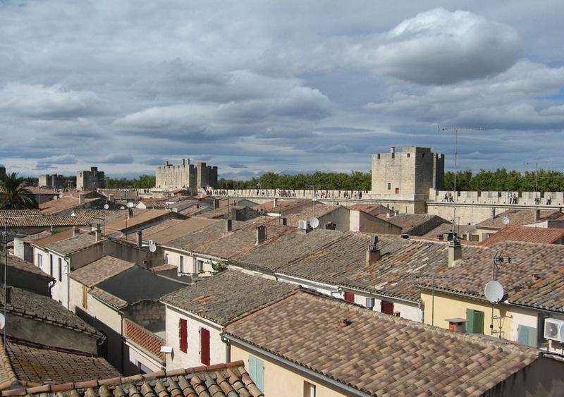 La Camargue et ses environs Aygues13