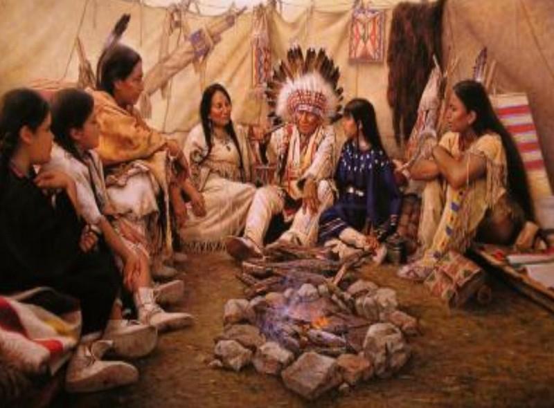 Alfredo Rodriguez, peintre des indiens et de l'ouest américain Captu148