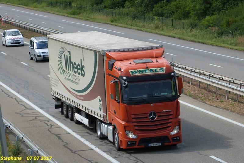 Wheels Spedition Ltd  (Pitesti) Alsac162