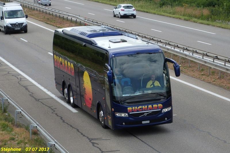 Cars et bus de la Confédération Helvétique  (Suisse) Alsac257