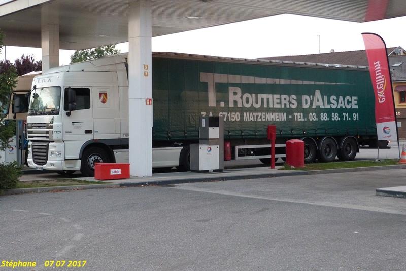 Transports Routiers d'Alsace (Matzenheim 67) - Page 2 Alsace12