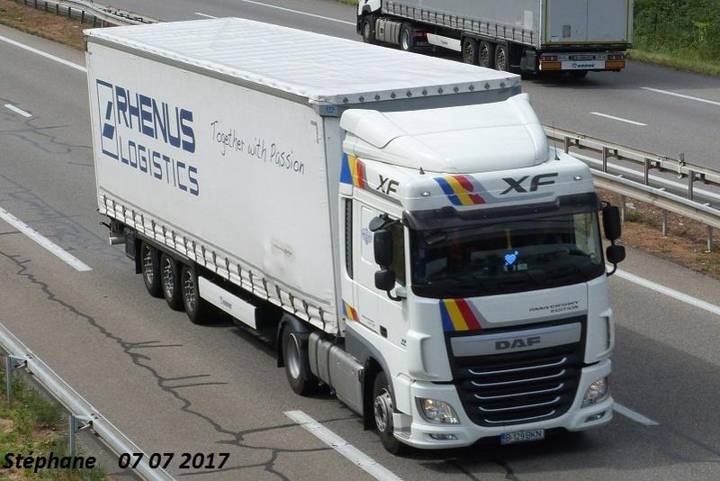 Rhenus  Logistics (Holzwickede) - Page 4 Alsace87