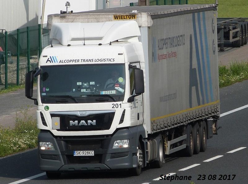 Alcopper Trans Logistics. (Katowice) Le_23309