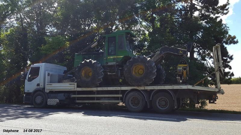 Transports de tracteurs forestier - Page 3 Smart108