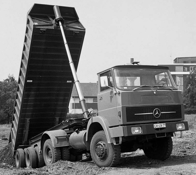 Mercedes cabine Hanomag Smart_56